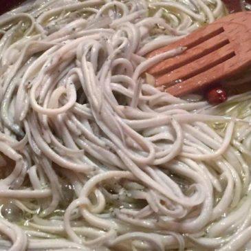 Festival Gastronómico de la Angula